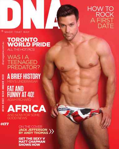 DNA Magazine issue #177 - The Africa Issue