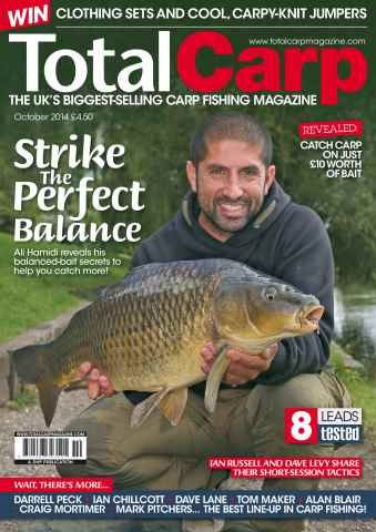 Total Carp issue Oct-14