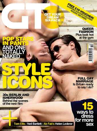 Gay Times issue Oct 2010