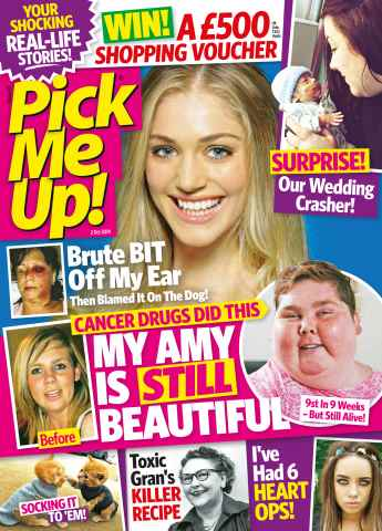 Pick Me Up issue 2nd October 2014