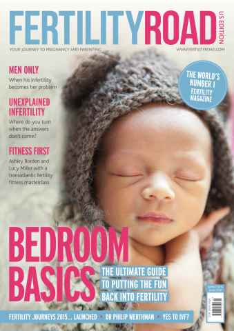 Fertility Road Magazine US Edition issue Issue 1 US