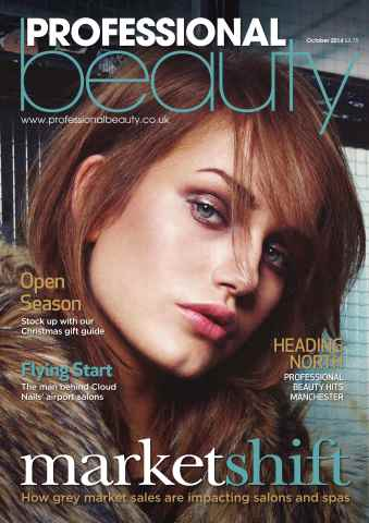 Professional Beauty issue Professional Beauty October 2014
