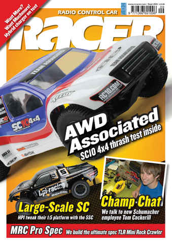Radio Control Car Racer issue Sept 2011