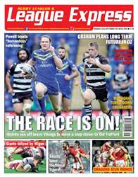 League Express issue 2933