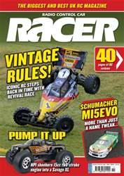 Radio Control Car Racer issue Nov-14