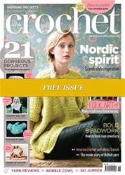 Inside Crochet issue Issue 58