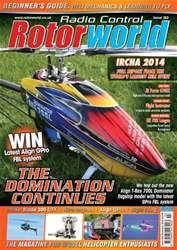 Radio Control Rotor World issue Nov-14