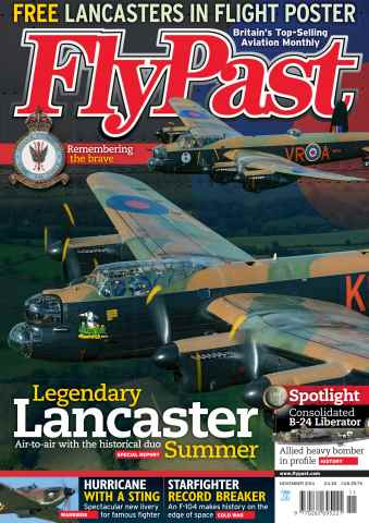 FlyPast issue November 2014