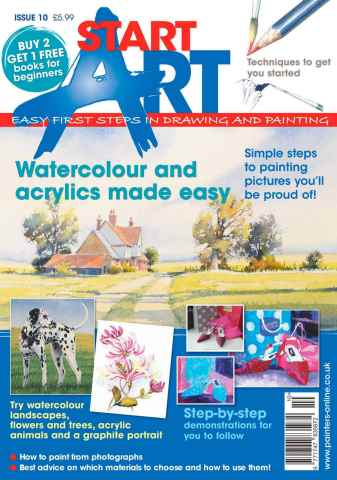 Start Art issue issue 10