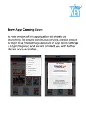 Airliner News issue New App Version Coming Soon