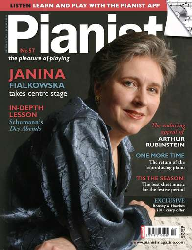 Pianist Magazine | The only 'how to play' piano magazine for