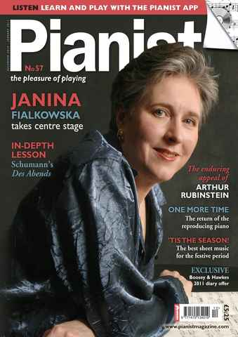 Pianist issue 57
