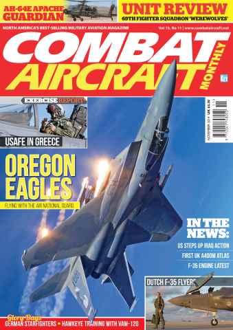 Combat Aircraft issue November 2014