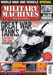 Military Machines International issue November 2014