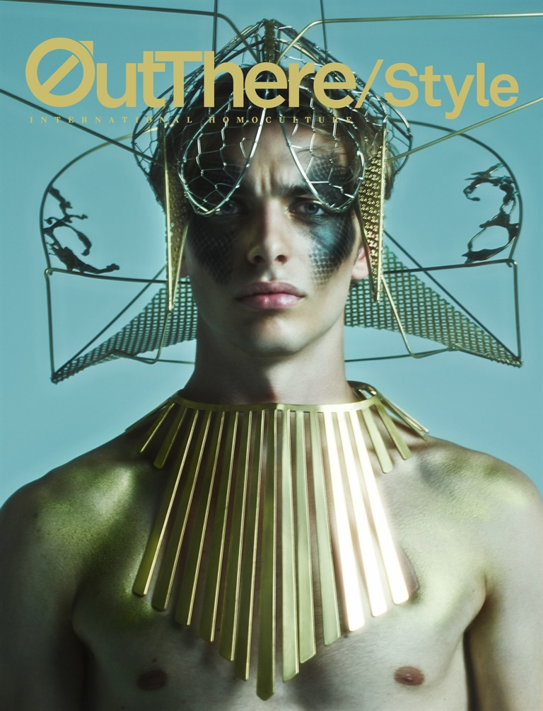 OUT THERE issue OutThere/Style AW14