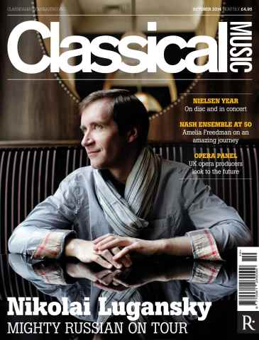 Classical Music issue October 2014