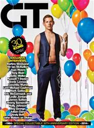 Gay Times issue October 14