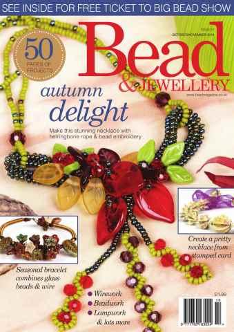 Bead Magazine issue OCT/NOV