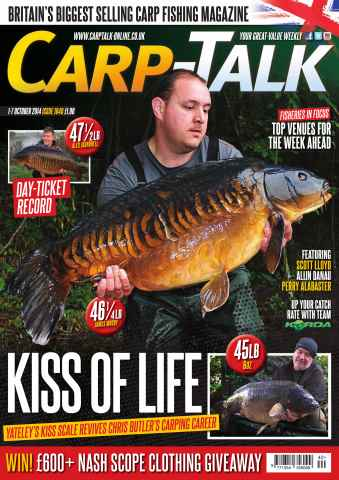 Carp-Talk issue 1040