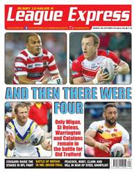 League Express issue 2934