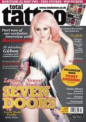 Total Tattoo issue November 2014