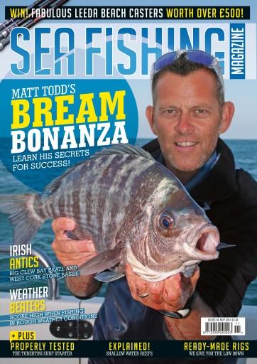 Sea fishing magazine november 2014 subscriptions for Fishing magazine subscription
