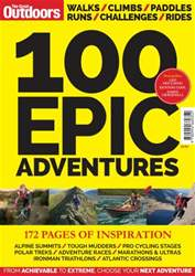 100 Epic Adventures (by The Great Outdoors) issue 100 Epic Adventures (by The Great Outdoors)