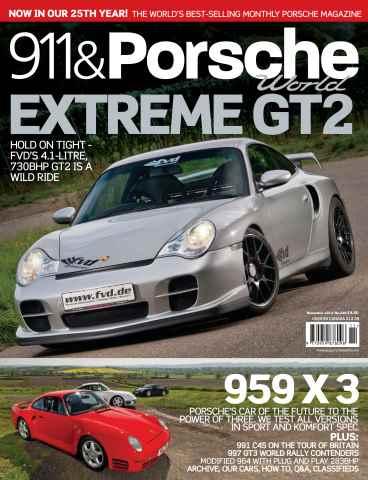 911 & Porsche World issue 911 & Porsche World Issue 248 November 2014