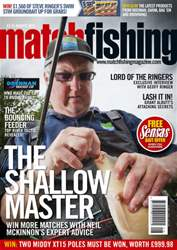 Match Fishing issue August 2011