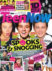 Teen Now issue November 2014