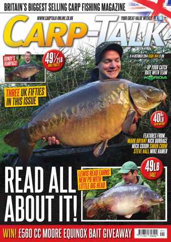 Carp-Talk issue 1041