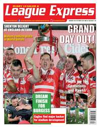 League Express issue 2935