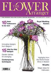 The Flower Arranger issue Autumn 2011