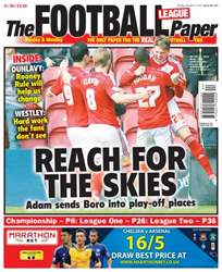 The Football League Paper issue 5th October 2014