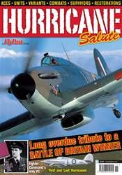 Hurricane Salute issue Hurricane