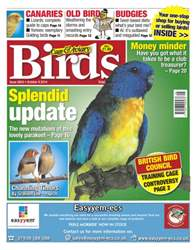 Cage & Aviary Birds issue No.5824 Splendid Update