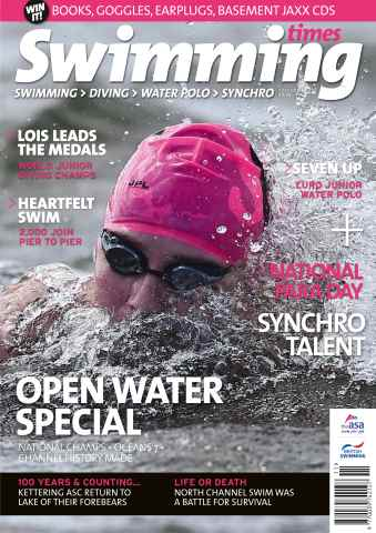 Swimming Times issue November 14