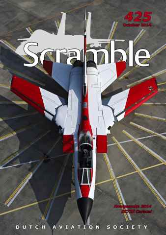 Scramble Magazine issue 425 - October 2014