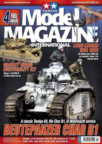 Tamiya Model Magazine issue 229