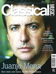 Classical Music issue 16th July