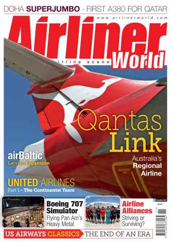 Airliner World issue November 2014
