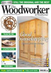 The Woodworker Magazine issue November 2014