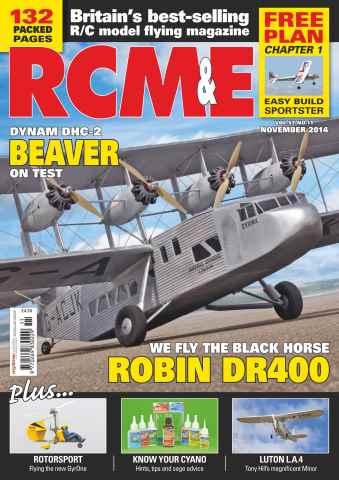 RCM&E issue November 2014