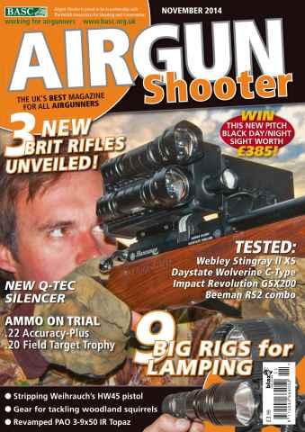 Airgun Shooter issue Nov-14