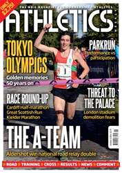 Athletics Weekly issue 09/10/2014