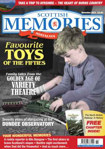 Scottish Memories issue November 2014