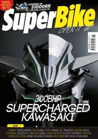Superbike Magazine issue November 2014