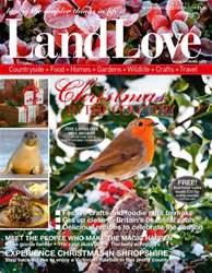 LandLove Magazine issue November/December 2014