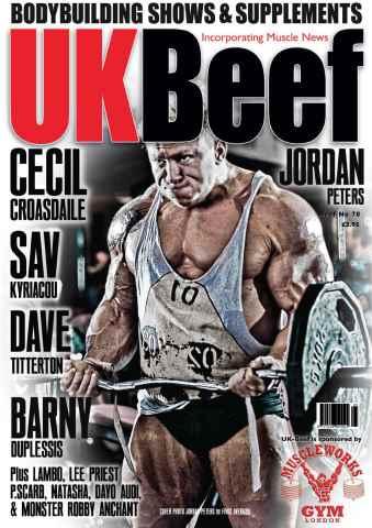 The Beef Magazine issue Nov/Dec 2014