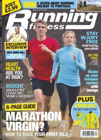 Running Fitness issue No.170 Marathon Virgin